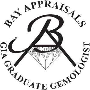 Bay Appraisals Logo Emboss Outlines 1